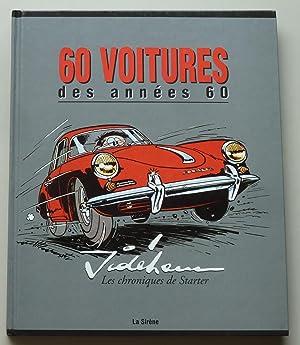 60 VOITURES DES ANNEES 60: JIDEHEM