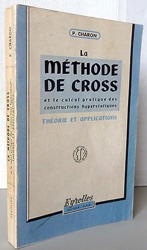 La méthode de cross et le calcul: Charon