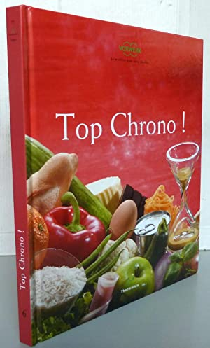 Livre Thermomix Top Chrono