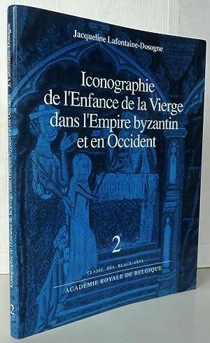 Iconographie de l'enfance de la Vierge dans: Jacqueline Lafontaine-Dosogne