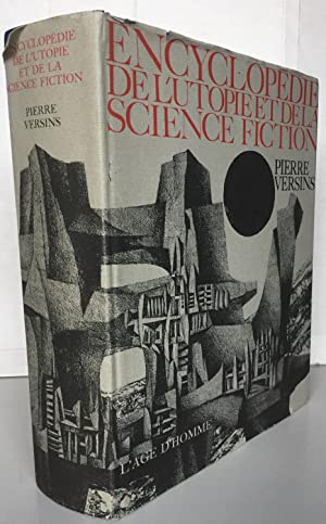 Encyclopédie de l'utopie et de la science fiction