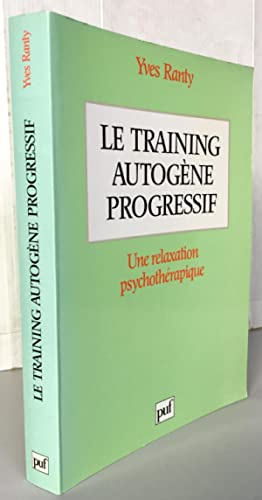 Le training autogène progressif