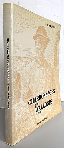 Charbonnages en Wallonie 1345-1984: René Dejollier