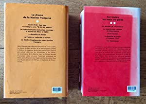 Les grandes batailles navales de la Seconde Guerre mondiale Tome 1 : Le drame de la Marine française - Jean-Jacques Antier
