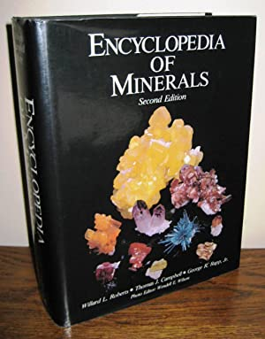 Encyclopedia of minerals- Second edition