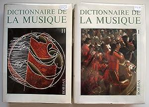Dictionnaire de la musique - en 2: Marc Honegger