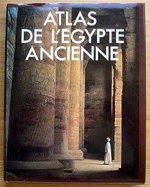 ATLAS DE L'EGYPTE ANCIENNE: John Baines, Jaromir