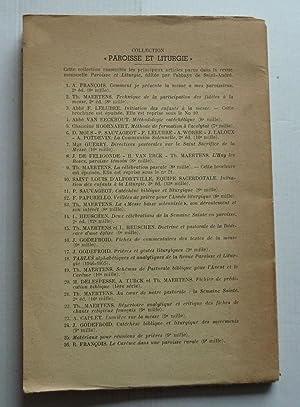 Doctrine Et Pastorale De La Liturgie De La Mort: Thierry Maertens, Heuschen Louis