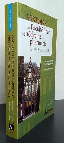 Histoire De La Faculté Libre De Médecine: Jacques Liefooghe