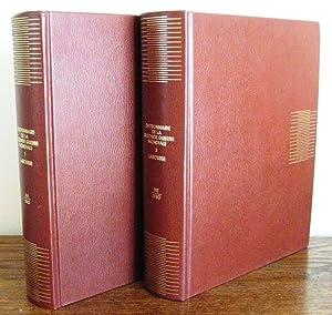 Dictionnaire de la seconde guerre mondiale Larousse. 2 Tomes .: Collectif, sous la direction de ...