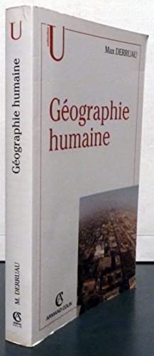 GEOGRAPHIE HUMAINE