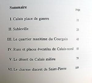 Paul Villy Vues photographiques de Calais entre 1898 et 1934: collectif