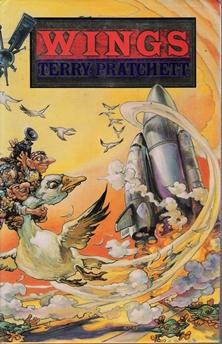 Wings The Third Book of Nomes: Pratchett, Sir Terry