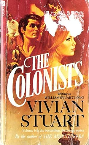 The Colonists The Australians Book 6: Long, William Stuart