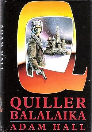 Quiller Balalaika: Hall, Adam (Elleston