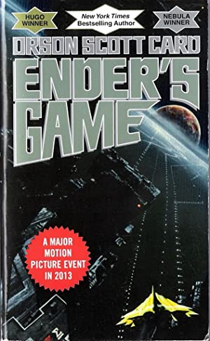 orson scott cards enders game essay About the author: orson scott card was born in richland, washington on august 24th, 1951he also lived in california, arizona, and utah he got a degree from brigham young university in 1975 and a degree of utah in 1981.