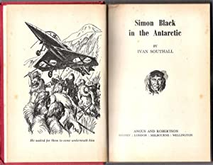 Simon Black in the Antarctic: Southall, Ivan