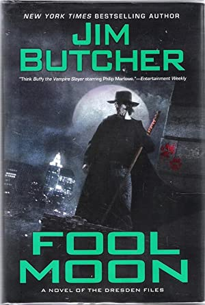 Fool Moon (The Dresden Files, Book 2): Butcher, Jim