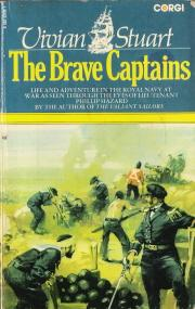 The Brave Captain (Hazard #2): Stuart, Vivian (William