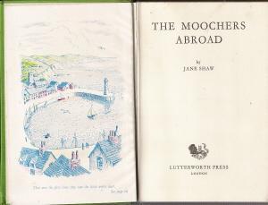 The Moochers Abroad: Shaw, Jane