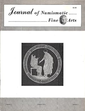 Journal of Numismatic Fine Arts, Volume 2,: Malter, Joel L.