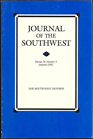 Journal of the Southwest: Land, Sky and: Byrkit, James W.;