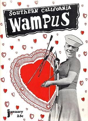 Southern California Wampus - Vol. XXVI, No. 4, January 1945: Meyers, Helen Jean (Editor)