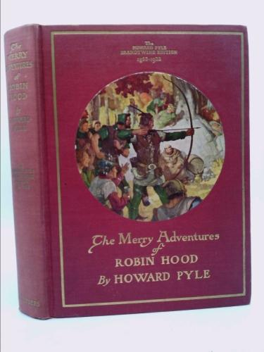 Image for THE MERRY ADVENTURES OF ROBIN HOOD (The Brandywine Edition)