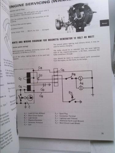 Wiring Diagram 1973 Lynx
