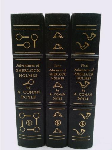 Adventures of Sherlock Holmes by A. Conan Doyle