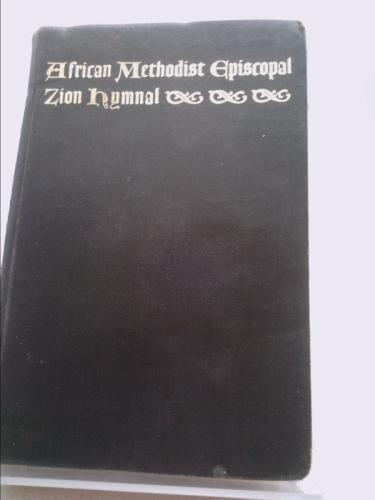 African Methodist Episcopal Zion Hymnal