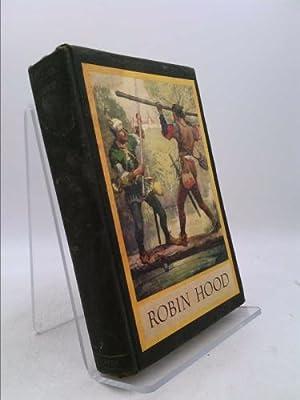 Robin Hood: N. C. Wyeth;