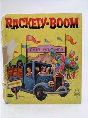 Rackety-boom: Betty Ren Wright