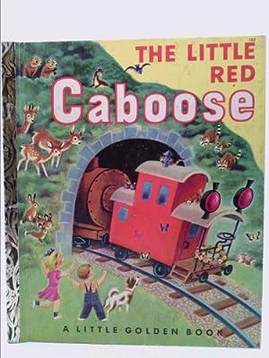 The Little Red Caboose (Little Golden Book)