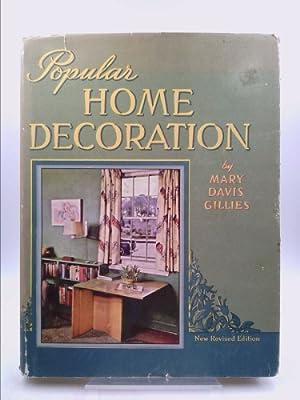 Popular Home Decoration: Mary Davis Gillies