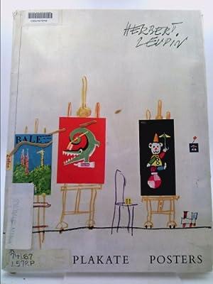 Plakate Posters: Leupin, Herbert