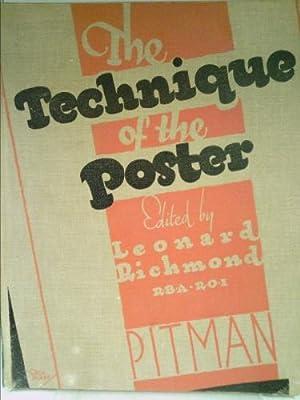The technique of the poster,: Richmond, Leonard