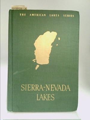 Sierra-Nevada Lakes : The American Lakes Series: Bliss McGlashan Hinkle;