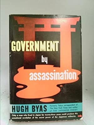 Government by Assassination: Hugh Byas