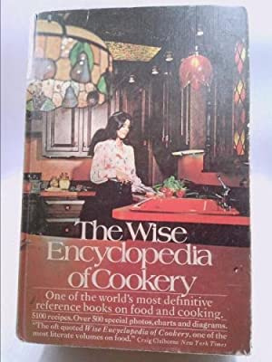 Wise Encyclopedia of Cookery: David B. Wise