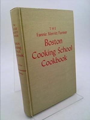 The Fannie Merritt Farmer Boston Cooking School: Fanny Merritt Farmer;