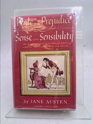 Pride and prejudice: Sense and sensibility (The: Austen, Jane