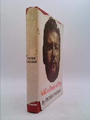 Add a Dash of Pity: USTINOV, Peter