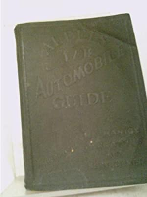 Audels new automobile guide for mechanics, operators: Graham, Frank Duncan