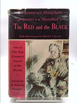 W. Somerset Maugham Presents Stendhal's The Red: Stendhal