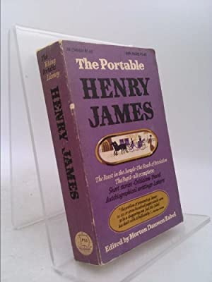 The Portable Henry James Edited, And With: James, Henry