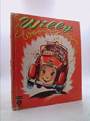 Willy Woo-OO-oo (A Tell-A-Tale Book): Wright, Betty Ren