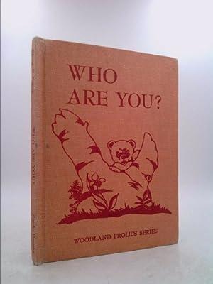 Who Are You? (Woodland Frolics Series): Adda Mai Sharp;