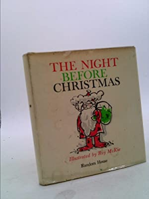 The Night Before Christmas: McKie, Roy