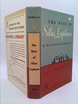 The Rise of Silas Lapham. Modern Library: Howells, William Dean